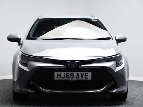 Toyota Corolla 2.0 VVT-I DESIGN 5d 177 BHP Driver Assist - Satnav - DAB Radio 4