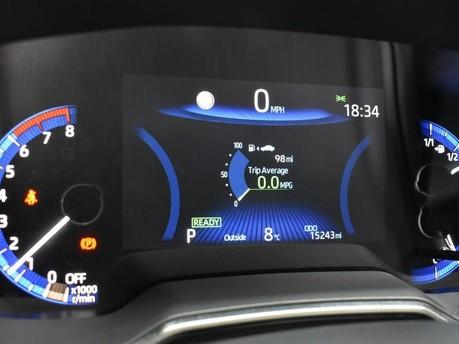 Toyota Corolla 2.0 VVT-I DESIGN 5d 177 BHP Driver Assist - Satnav - DAB Radio 13