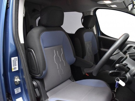 Peugeot Partner 1.6 BLUE HDI TEPEE ACTIVE 5d 100 BHP Cruise Control - AUX - USB 21