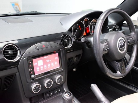Mazda MX-5 1.8 I ROADSTER SPORT VENTURE 2d 125 BHP ***SAT NAV-USB-BLUETOOTH*** 10