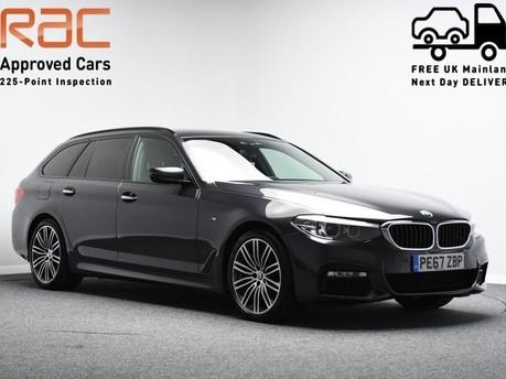 BMW 5 Series 2.0 520D XDRIVE M SPORT TOURING 5d 188 BHP DIGI DASH - HARMAN KARDON SOUND 1