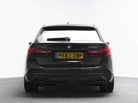 BMW 5 Series 2.0 520D XDRIVE M SPORT TOURING 5d 188 BHP DIGI DASH - HARMAN KARDON SOUND 5
