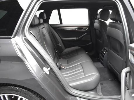 BMW 5 Series 2.0 520D XDRIVE M SPORT TOURING 5d 188 BHP DIGI DASH - HARMAN KARDON SOUND 9
