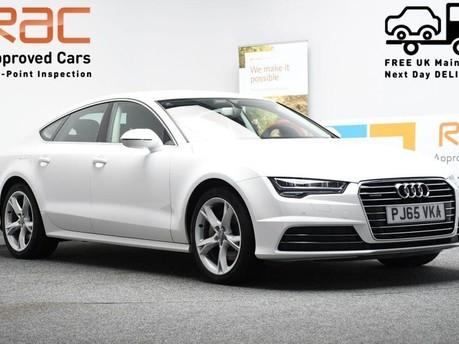 Audi A7 3.0 SPORTBACK TDI QUATTRO SE EXECUTIVE 5d 268 BHP Cruise Control - Heated S 1