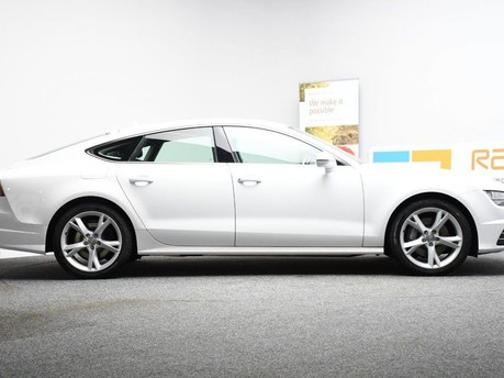 Audi A7 3.0 SPORTBACK TDI QUATTRO SE EXECUTIVE 5d 268 BHP Cruise Control - Heated S 6