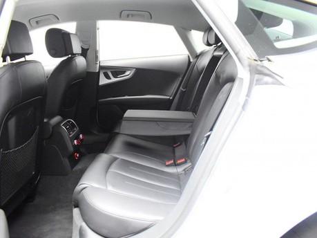 Audi A7 3.0 SPORTBACK TDI QUATTRO SE EXECUTIVE 5d 268 BHP Cruise Control - Heated S 12