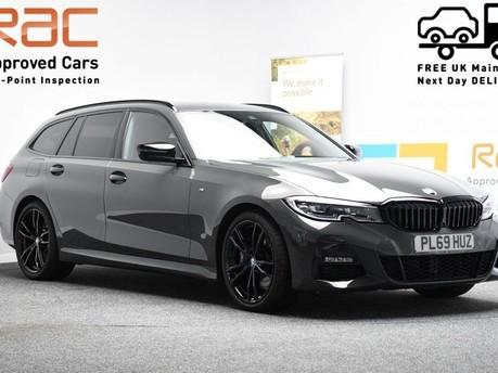 BMW 3 Series 2.0 320D M SPORT PLUS EDITION 5d 188 BHP LANE DEPART+ FRNT COLLISION WARNIN 1