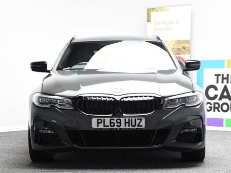 BMW 3 Series 2.0 320D M SPORT PLUS EDITION 5d 188 BHP LANE DEPART+ FRNT COLLISION WARNIN 4