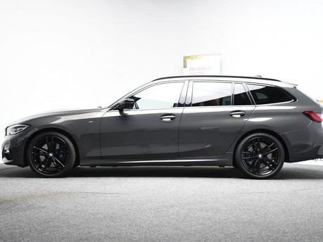 BMW 3 Series 2.0 320D M SPORT PLUS EDITION 5d 188 BHP LANE DEPART+ FRNT COLLISION WARNIN 7