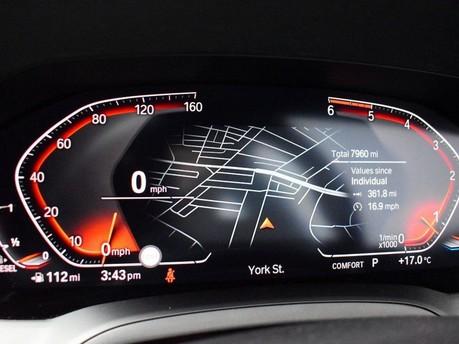 BMW 3 Series 2.0 320D M SPORT PLUS EDITION 5d 188 BHP LANE DEPART+ FRNT COLLISION WARNIN 13