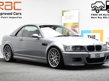 BMW M3 3.2 M3 SMG 2d 338 BHP Android System - DVD & TV Player