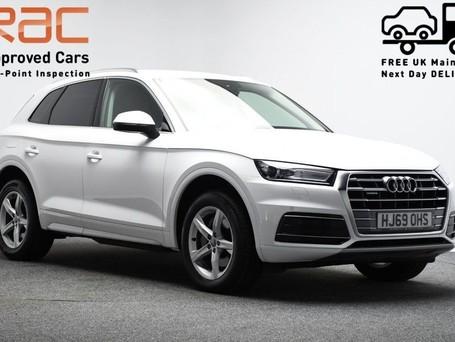 Audi Q5 2.0 TDI QUATTRO SPORT 5d 188 BHP Satnav - DAB Radio - Bluetooth