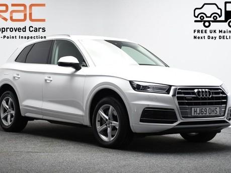 Audi Q5 2.0 TDI QUATTRO SPORT 5d 188 BHP Satnav - DAB Radio - Bluetooth 1