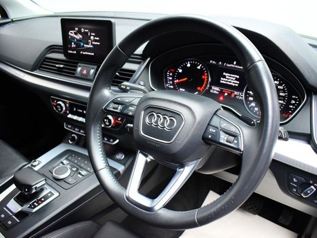 Audi Q5 2.0 TDI QUATTRO SPORT 5d 188 BHP Satnav - DAB Radio - Bluetooth 2