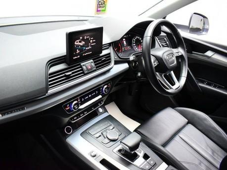 Audi Q5 2.0 TDI QUATTRO SPORT 5d 188 BHP Satnav - DAB Radio - Bluetooth 13