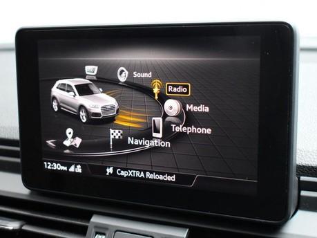 Audi Q5 2.0 TDI QUATTRO SPORT 5d 188 BHP Satnav - DAB Radio - Bluetooth 15