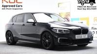 BMW 1 Series 3.0 M140I SHADOW EDITION 5d 335 BHP *** DAB - BLUETOOTH - USB *** 1