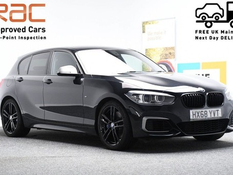 BMW 1 Series 3.0 M140I SHADOW EDITION 5d 335 BHP *** DAB - BLUETOOTH - USB ***