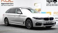 BMW 5 Series 2.0 520D M SPORT TOURING 5d 188 BHP ** PANORAMIC SUNROOF ** DIGI DASH - PAN 1