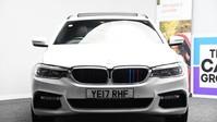 BMW 5 Series 2.0 520D M SPORT TOURING 5d 188 BHP ** PANORAMIC SUNROOF ** DIGI DASH - PAN 4