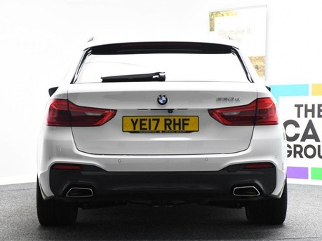 BMW 5 Series 2.0 520D M SPORT TOURING 5d 188 BHP ** PANORAMIC SUNROOF ** DIGI DASH - PAN 5