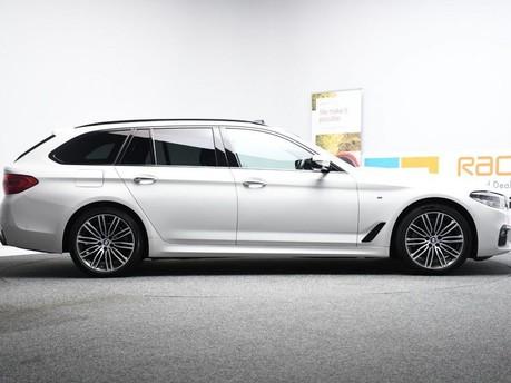 BMW 5 Series 2.0 520D M SPORT TOURING 5d 188 BHP ** PANORAMIC SUNROOF ** DIGI DASH - PAN 6