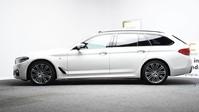 BMW 5 Series 2.0 520D M SPORT TOURING 5d 188 BHP ** PANORAMIC SUNROOF ** DIGI DASH - PAN 7