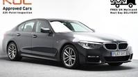 BMW 5 Series 2.0 520D M SPORT 4d 188 BHP Satnav - DAB Radio - Bluetooth 1