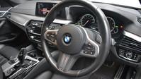BMW 5 Series 2.0 520D M SPORT 4d 188 BHP Satnav - DAB Radio - Bluetooth 2