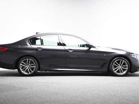 BMW 5 Series 2.0 520D M SPORT 4d 188 BHP Satnav - DAB Radio - Bluetooth 6
