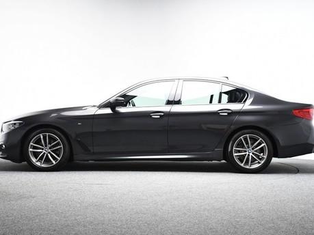 BMW 5 Series 2.0 520D M SPORT 4d 188 BHP Satnav - DAB Radio - Bluetooth 7