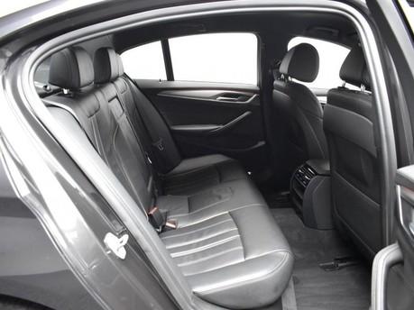 BMW 5 Series 2.0 520D M SPORT 4d 188 BHP Satnav - DAB Radio - Bluetooth 9