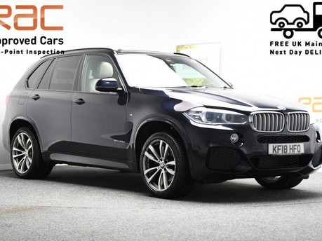 BMW X5 *PANORAMIC ROOF*3.0 XDRIVE40D M SPORT 5d 309 BHP Heads up Display - Privacy 1