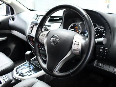 Nissan Navara 2.3 DCI TEKNA 4X4 SHR DCB 190 BHP Satnav - DAB Radio - Bluetooth 2