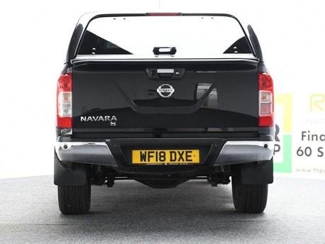 Nissan Navara 2.3 DCI TEKNA 4X4 SHR DCB 190 BHP Satnav - DAB Radio - Bluetooth 5