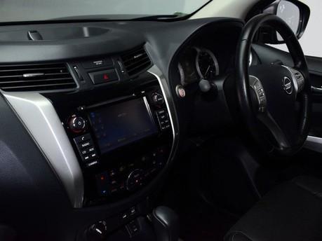 Nissan Navara 2.3 DCI TEKNA 4X4 SHR DCB 190 BHP Satnav - DAB Radio - Bluetooth 13