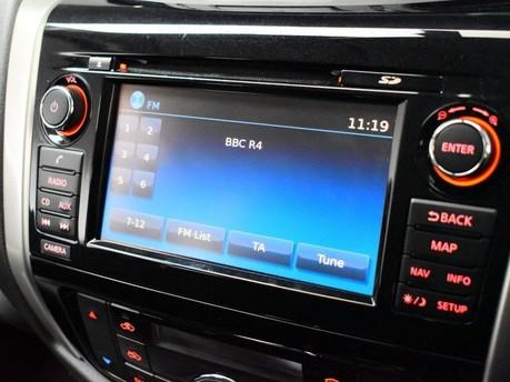 Nissan Navara 2.3 DCI TEKNA 4X4 SHR DCB 190 BHP Satnav - DAB Radio - Bluetooth 15