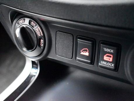 Nissan Navara 2.3 DCI TEKNA 4X4 SHR DCB 190 BHP Satnav - DAB Radio - Bluetooth 17