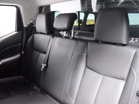 Nissan Navara 2.3 DCI TEKNA 4X4 SHR DCB 190 BHP Satnav - DAB Radio - Bluetooth 23