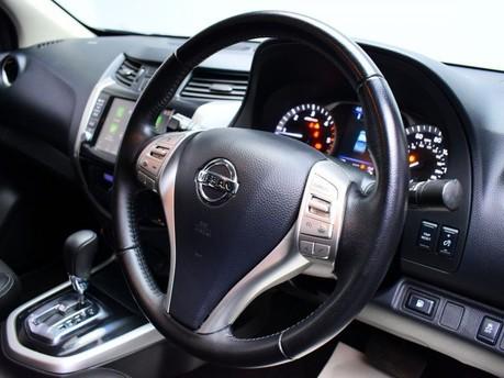Nissan Navara 2.3 DCI TEKNA SHR DCB 188 BHP Satnav - DAB Radio - Bluetooth 2