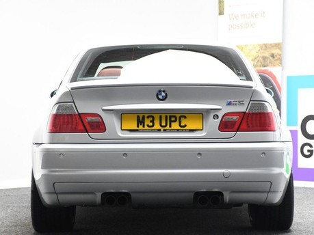 BMW M3 3.2 M3 SMG 2d 338 BHP SILVER RED LEATHER INTERIOR SHIFT PADDLES/IN CAR TV-2 4