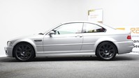 BMW M3 3.2 M3 SMG 2d 338 BHP SILVER RED LEATHER INTERIOR SHIFT PADDLES/IN CAR TV-2 6