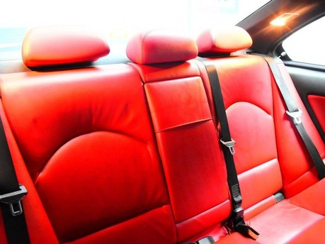 BMW M3 3.2 M3 SMG 2d 338 BHP SILVER RED LEATHER INTERIOR SHIFT PADDLES/IN CAR TV-2 8