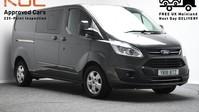 Ford Transit Custom 2.0 310 LIMITED H1 DCIV P/V L2 168 BHP Satnav - DAB Radio - Bluetooth 1
