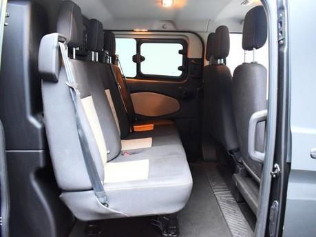 Ford Transit Custom 2.0 310 LIMITED H1 DCIV P/V L2 168 BHP Satnav - DAB Radio - Bluetooth 10