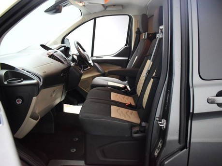 Ford Transit Custom 2.0 310 LIMITED H1 DCIV P/V L2 168 BHP Satnav - DAB Radio - Bluetooth 11