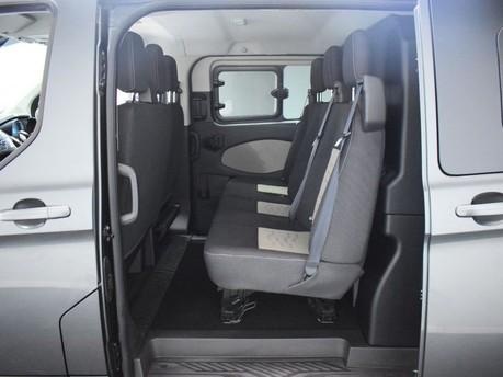 Ford Transit Custom 2.0 310 LIMITED H1 DCIV P/V L2 168 BHP Satnav - DAB Radio - Bluetooth 12