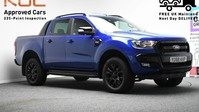 Ford Ranger 3.2 WILDTRAK 4X4 DCB TDCI 4d 197 BHP *** CD - BLUETOOTH - USB - DAB *** 1