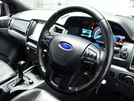 Ford Ranger 3.2 WILDTRAK 4X4 DCB TDCI 4d 197 BHP *** CD - BLUETOOTH - USB - DAB *** 2