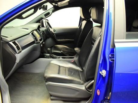 Ford Ranger 3.2 WILDTRAK 4X4 DCB TDCI 4d 197 BHP *** CD - BLUETOOTH - USB - DAB *** 9